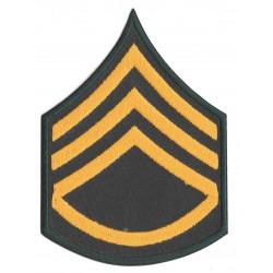 Toppa  termoadesiva Sergeant-Major SSM