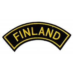 Patche écusson Militaire finlande