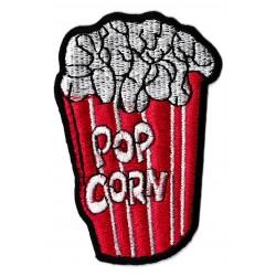 Patche écusson Pop corn