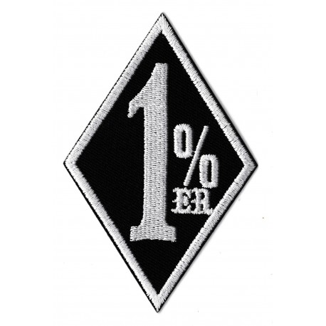 Iron-on Patch  1%