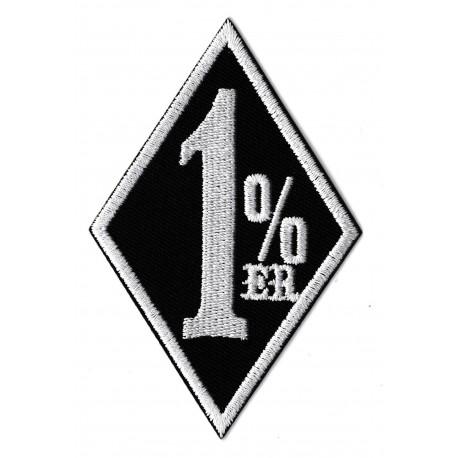 Parche termoadhesivo  1%