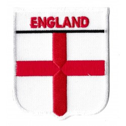 Iron-on Flag Patch England