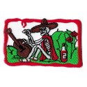 Iron-on Patch Mexico Tequilla