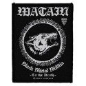 Watain official licensed woven patch