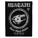 Watain patche officiel patch écusson sous license