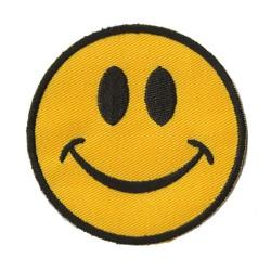 Parche termoadhesivo Smiley