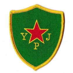 Patche écusson YPJ Kurdistan patch kurdistan forces spéciales
