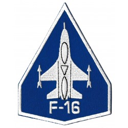 Iron-on Patch F-5E/F aircraft