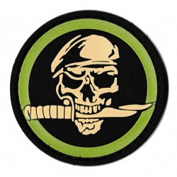 Commando PVC patch