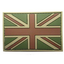 British army low visibility PVC patch