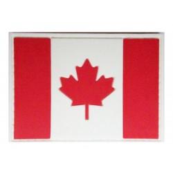 Patche PVC Canada canadien drapeau