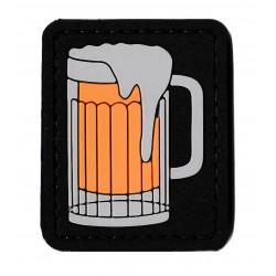 Patche PVC chope de bière