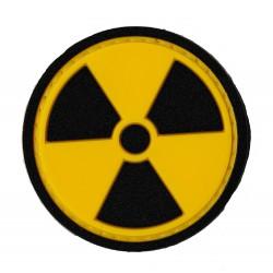 Patche PVC radioactif nucléaire