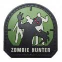 Zombie Hunter PVC patch