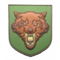 Wolf PVC patch