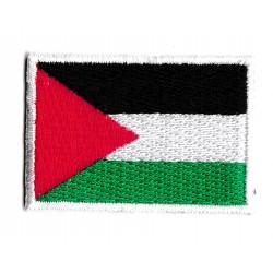 Patche écusson petit drapeau Palestine