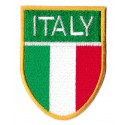 Iron-on Flag Patch Italy
