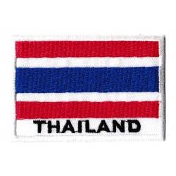 Aufnäher Patch Flagge Thailand