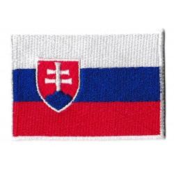 Patche drapeau Slovaquie