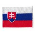 Flag Patch Slovakia