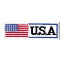 Iron-on Patch USA insigne