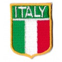 Iron-on Flag Small Patch Italy