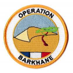 Patche écusson Operation Barkhane